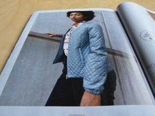 De Rocha jas uit de editie sept-okt 2016 van La Maison Victor.